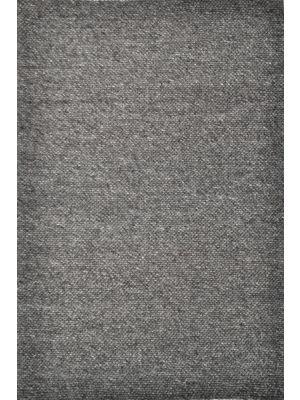 Hand Woven Wool Rug - Adelaide 505 - Charcoal - 110x160